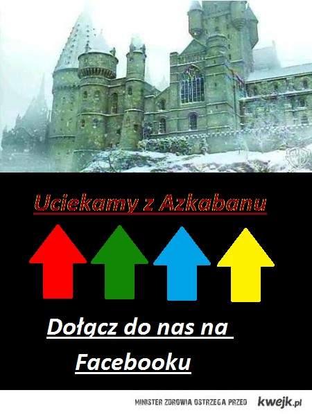 Uciekamy z Azkabanu!
