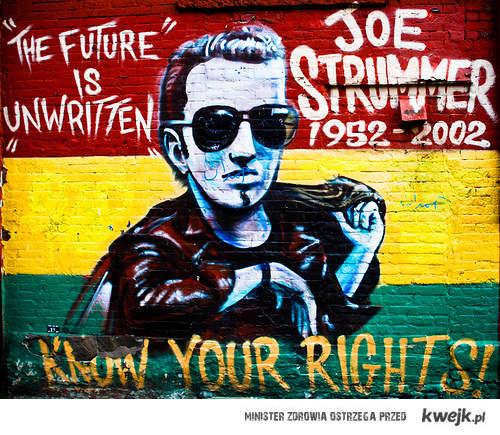 R.I.P. Joe Strummer