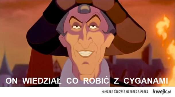 Frollo/Cyganie