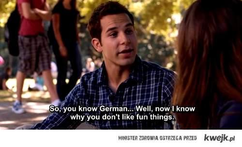 prawda o niemieckim