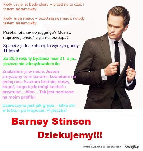 barney stinson