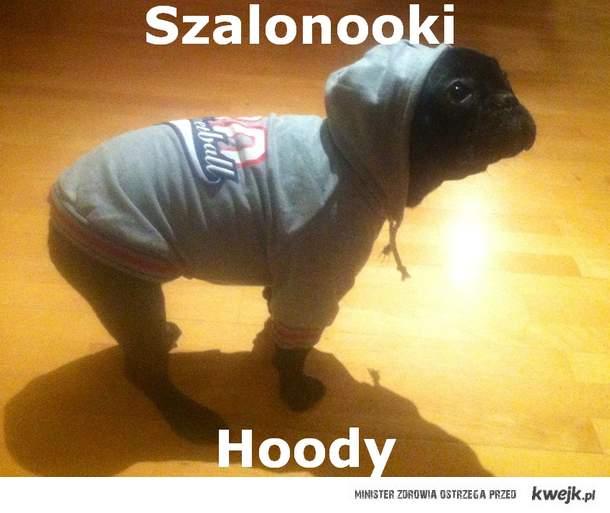 Szalonooki Hoody