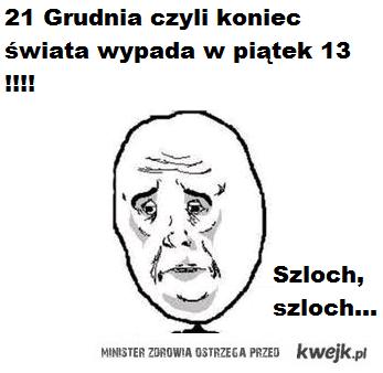 13 PIĄTEK