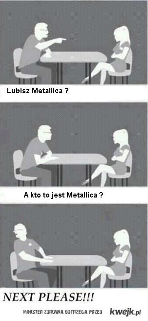 Metallica ;3