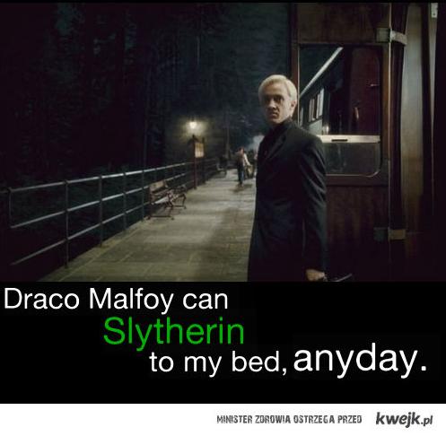 drako malfoj.