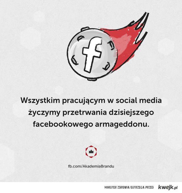 Social Media Armageddon