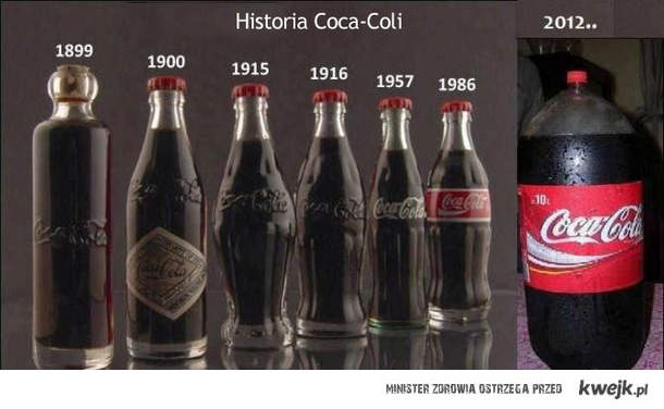 historia coca coli