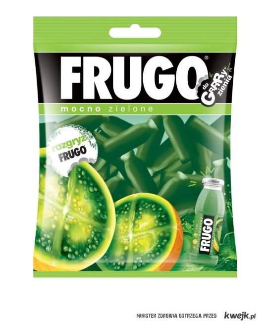 Żelki Frugo