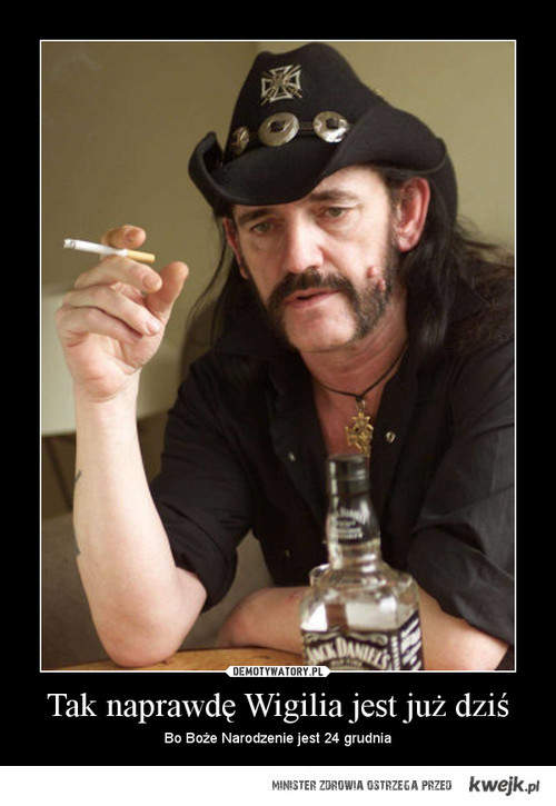 Lemmy jest Bogiem