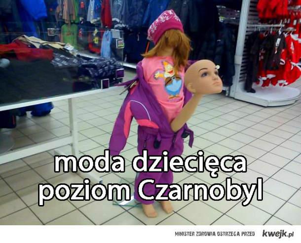 Czarnobyl style