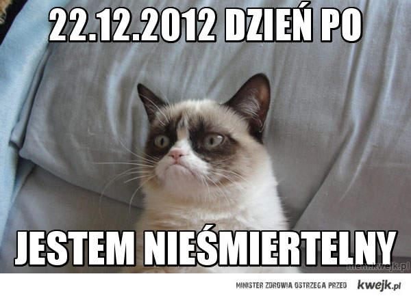 22.12.2012 dzień po