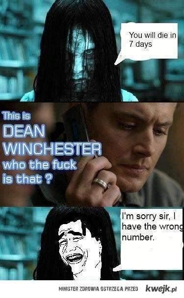 Samara i Dean