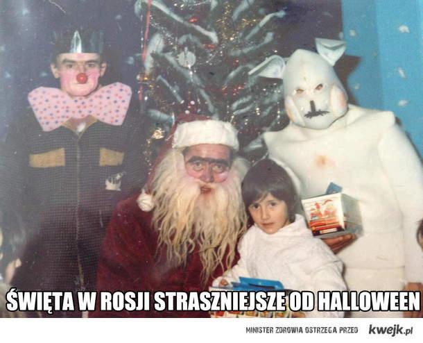 Święta w Rosji