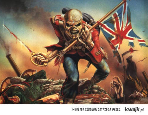Iron Maiden <3