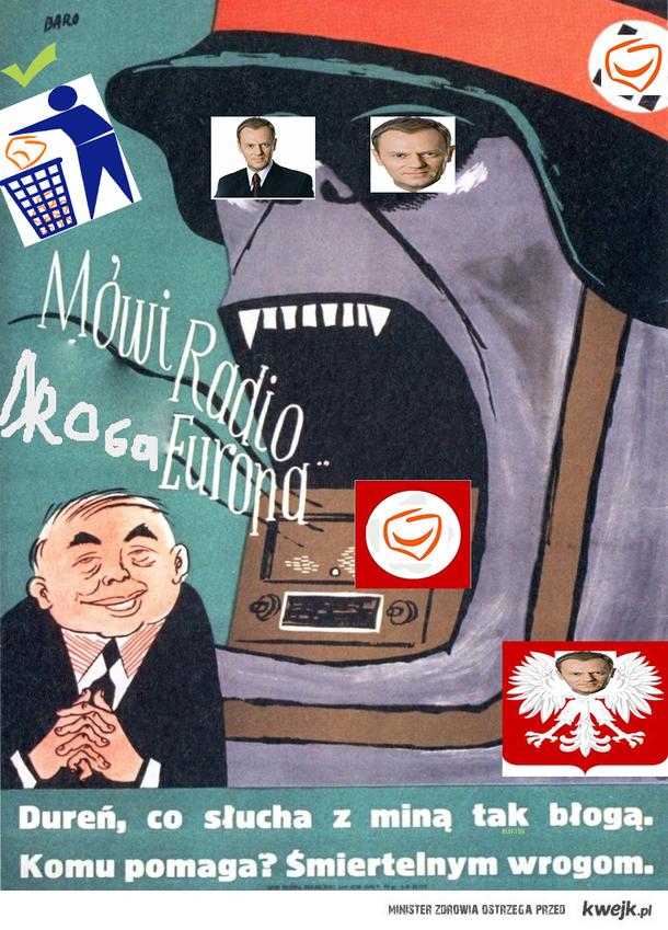 Polska Rzecz Pospolita Ludowa Donalda Tuska