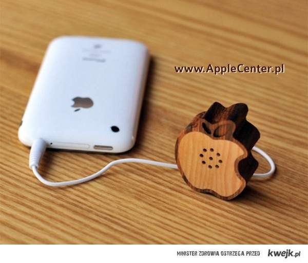 Apple - Głośniczek