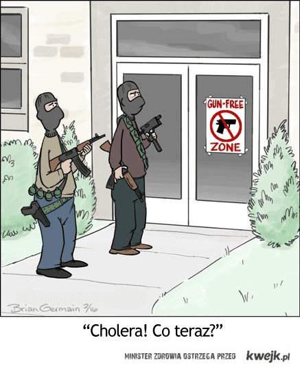 zakaz broni