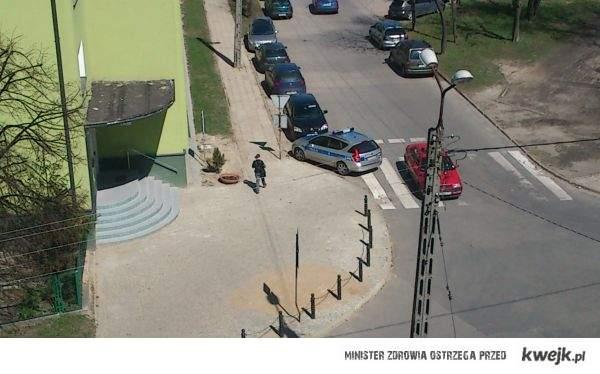 Policja w Skarżysku.