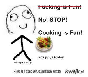 Gotujący Gordon