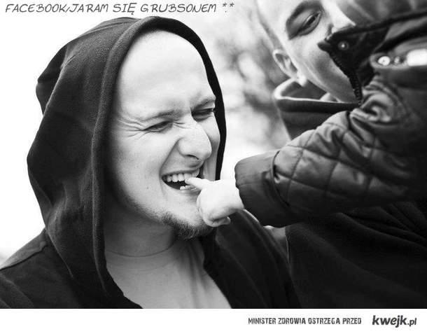 Jaram się Grubsonem *.*/FACEBOOK