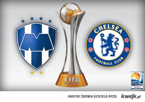 FIFA Club World Cup 2012 - Monterrey vs. Chelsea