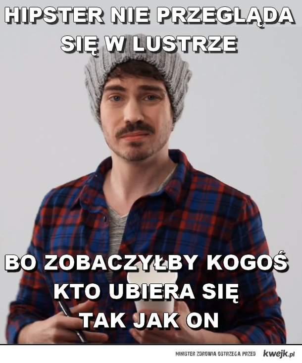 Prawdziwy hipster
