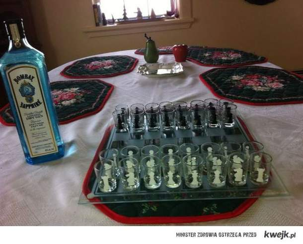 Pijane szachy