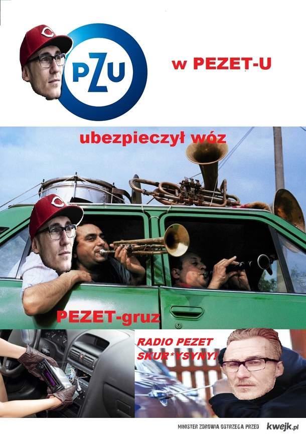 PEZET-gruz