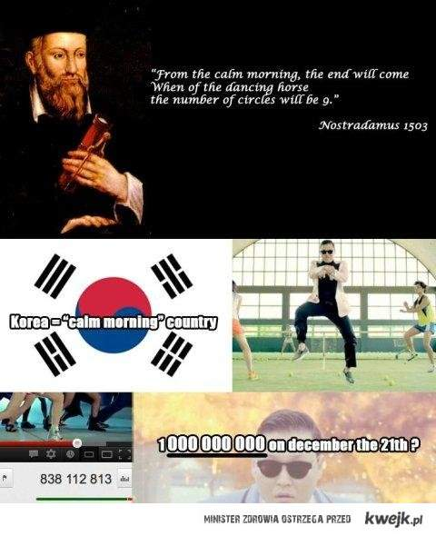 Gangnam Koniec Świata