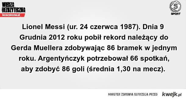Rekord Messiego