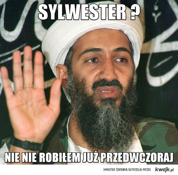 Sylwester ?