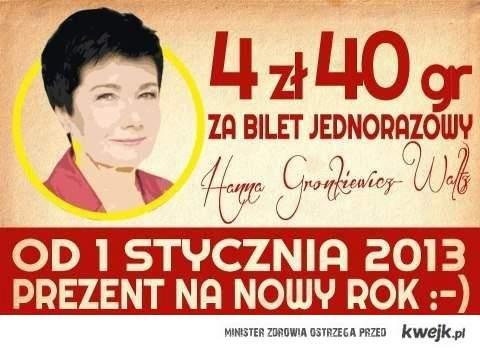 Warszawa dziękuje