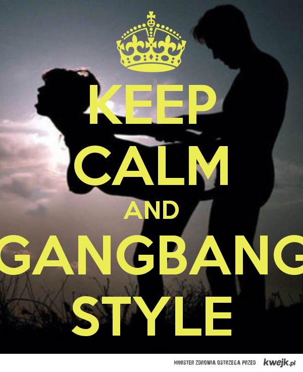 Oppa Gangbang Style ;p