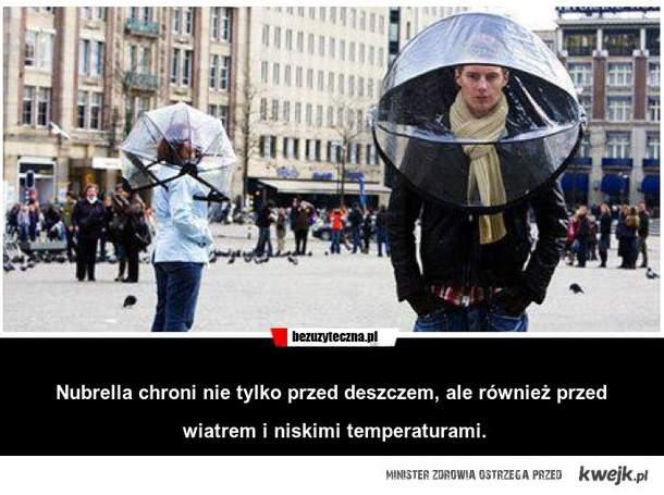 Taki tam parasol :D
