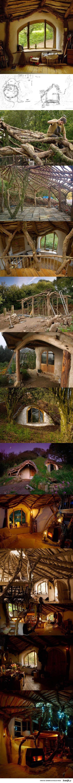 Zrób sobie domek z hobbita