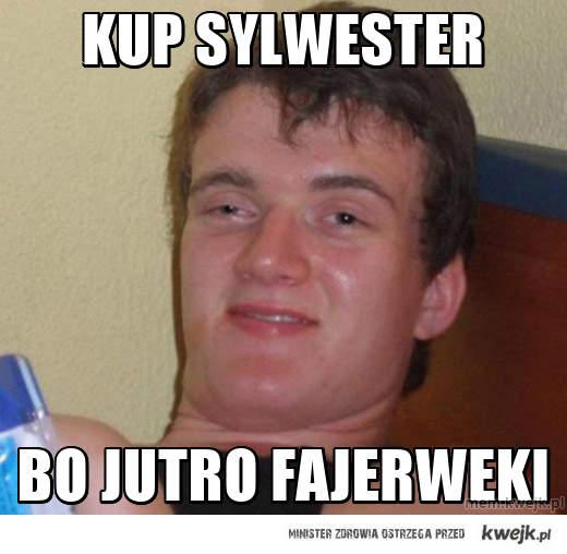KUp sylwester