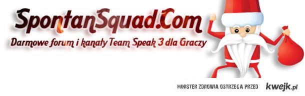 SpontanSquad.Com | Publiczny Serwer TeamSpeak3