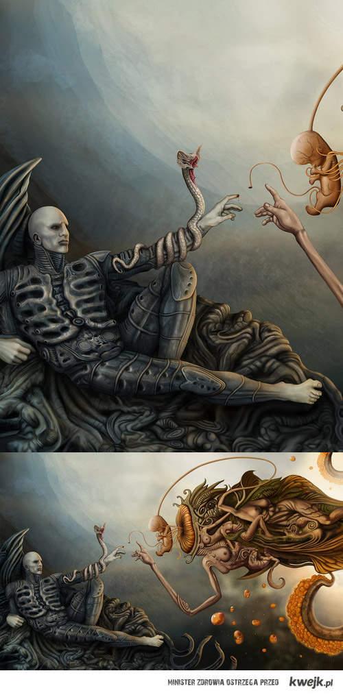 prometeusz i bóg