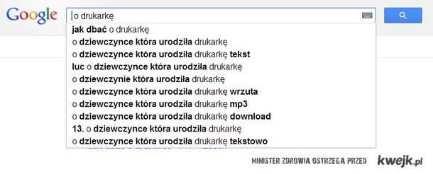 Google i ludzie