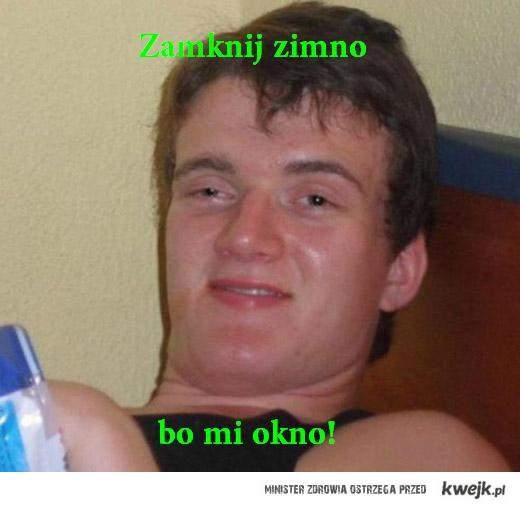 Zjarany Zbyszek.