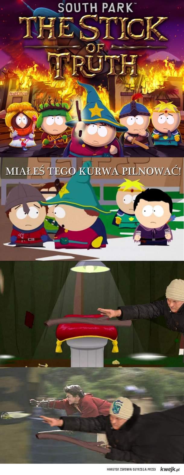 South Park z Radomia