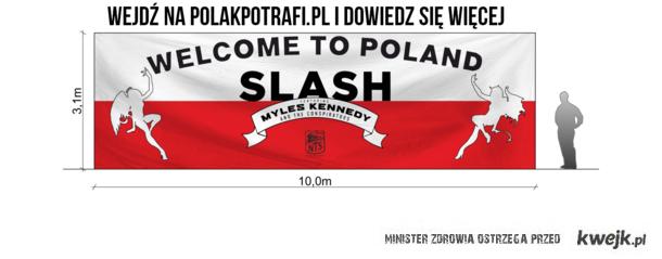 Flaga dla Slasha