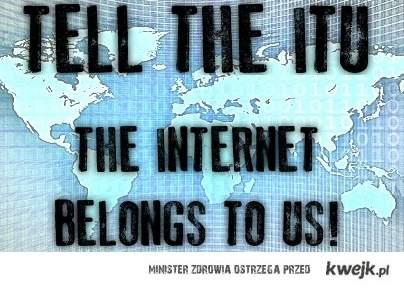 Precz z łapami od internetu !