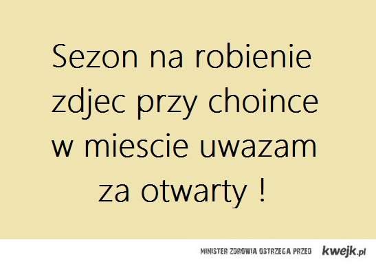 Choinka..