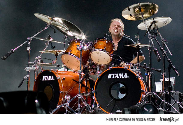 HAPPY BDAY LARS ULRICH!