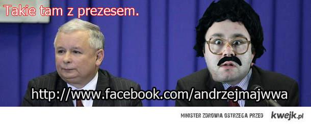 Andrzej na konferencji!