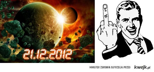 Koniec Swiata -,-