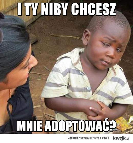 I TY NIBY CHCESZ