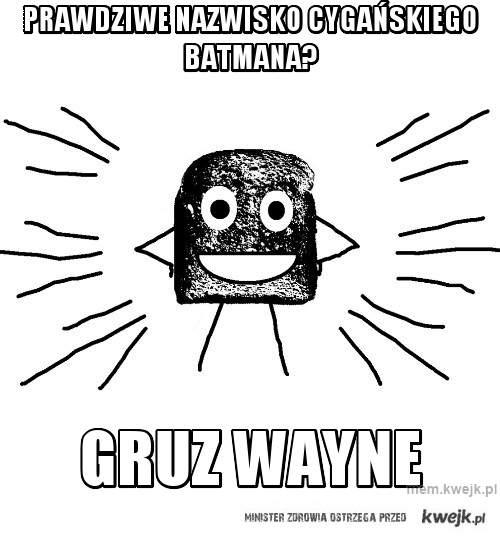 Cygański Batman