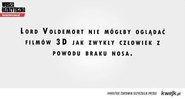 Voldemort 3D